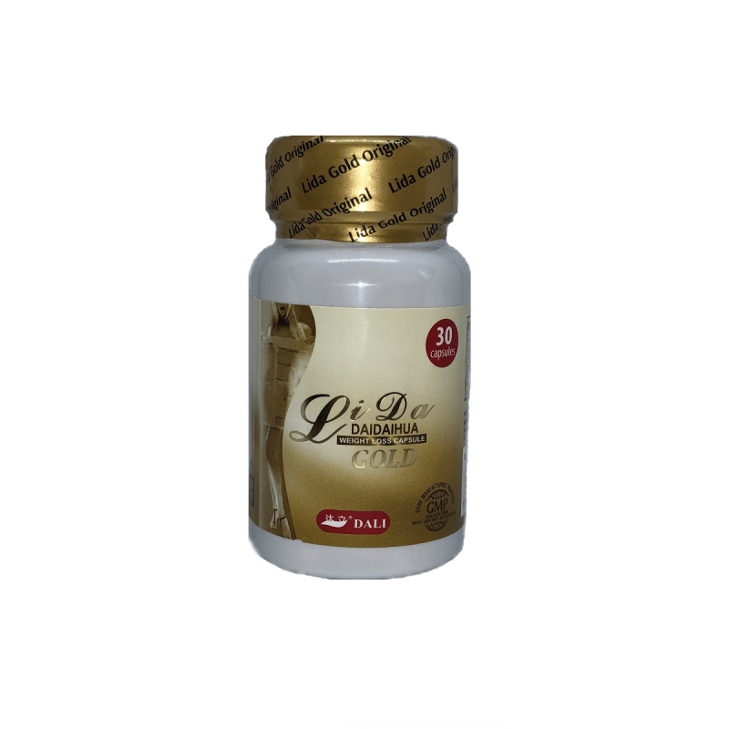 Lida Slim Strong - Gold